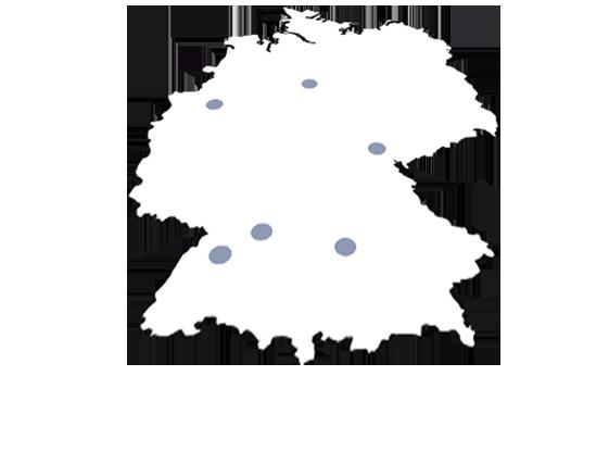 Standorte-OSK-Kiefer-Karte
