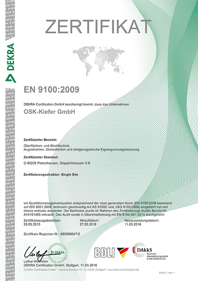 Zertifikat-EN-9100