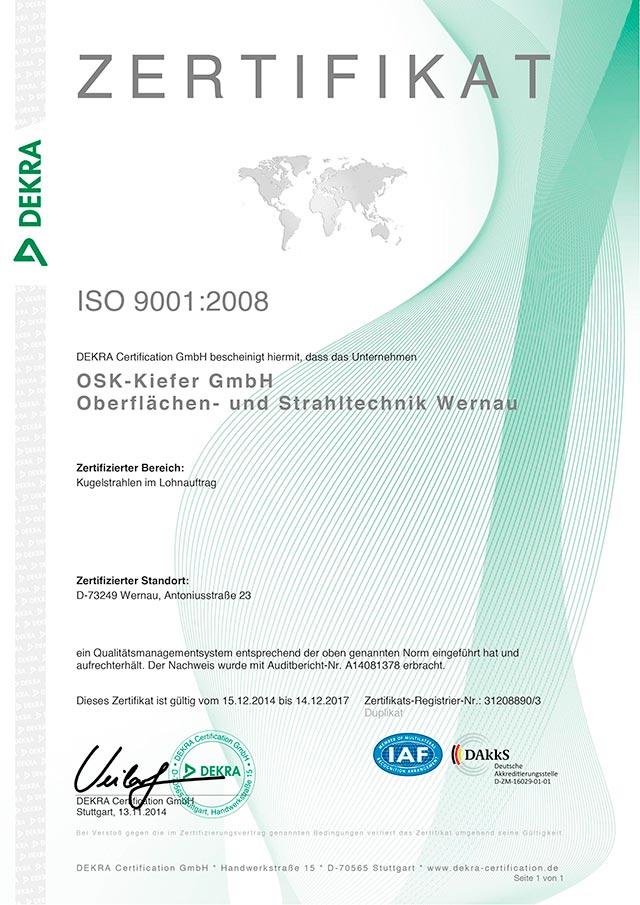 wernau_Zertifikat-ISO-9001_2008